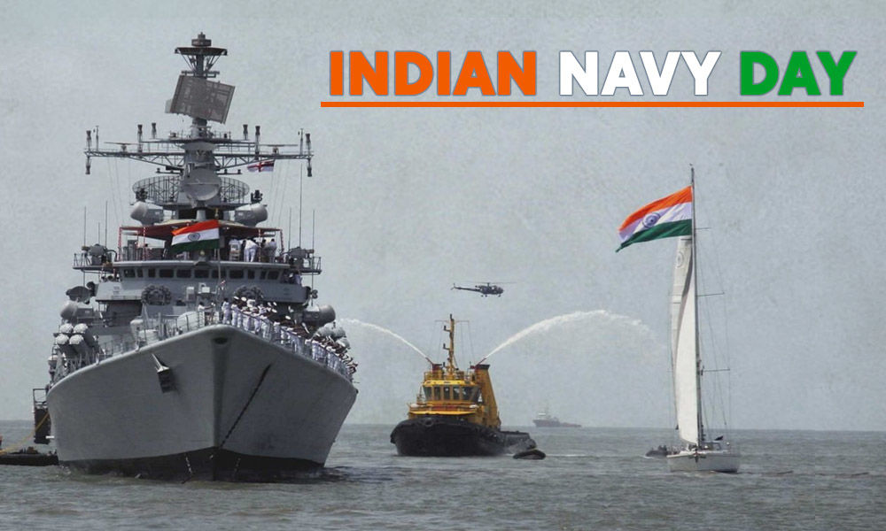 Indian Navy Day: PM Modi Remembers Fearless Water Warriors Contribution In Times Of Distress