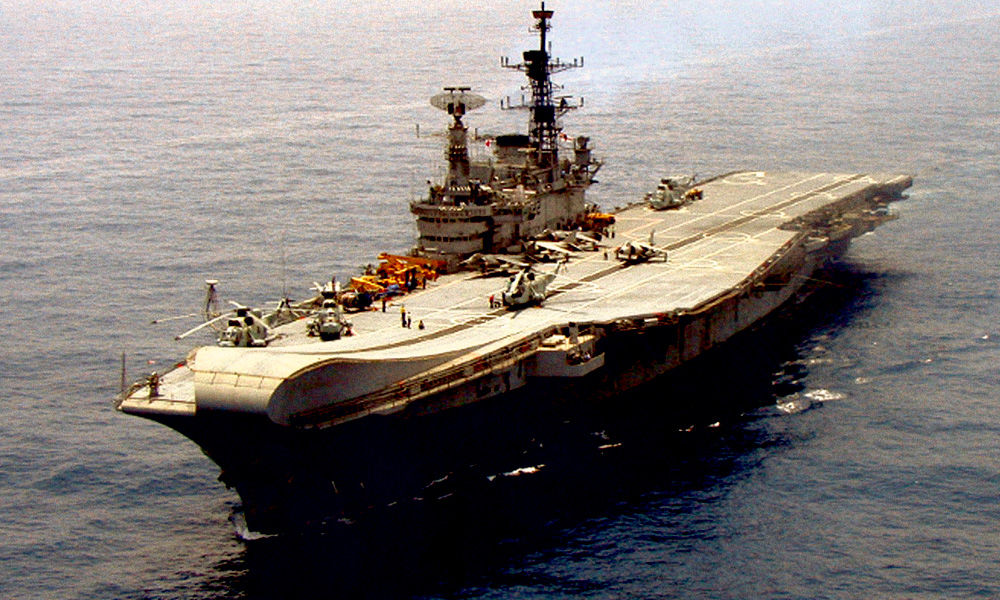 Crying Shame To Let Go Our History, Maharashtra Urges Centre To Save Aircraft Carrier Viraat From Dismantling