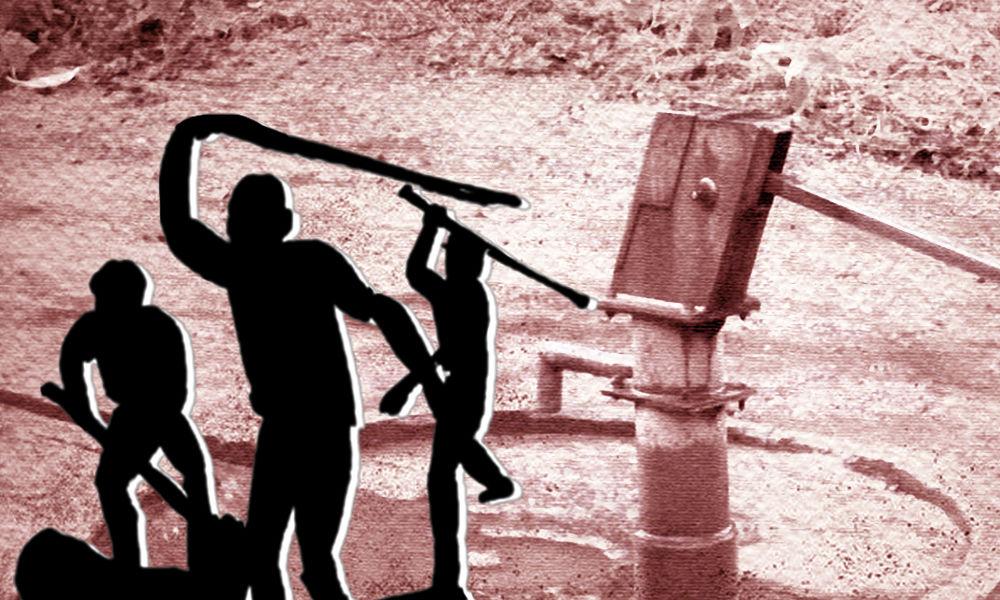 Uttar Pradesh: Dalit Man Beaten Up For Using Village Handpump