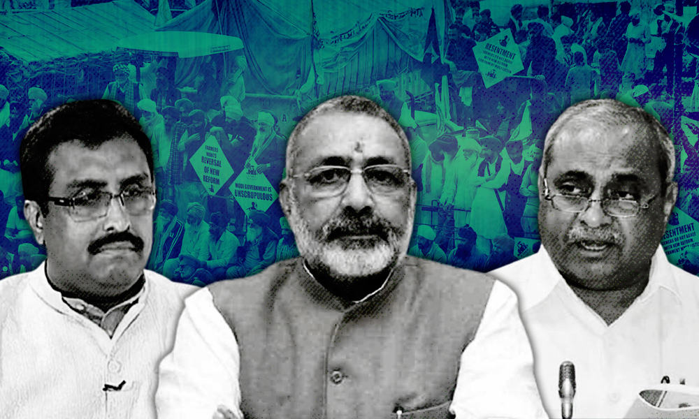 Farmers Send Legal Notices To Three BJP Leaders For Defamatory Remarks On Protests