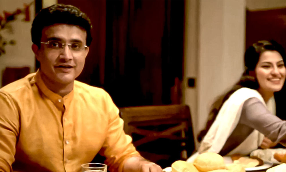 After Major Trolling, Fortune Oil Pulls Down Old Ad Featuring Sourav Ganguly