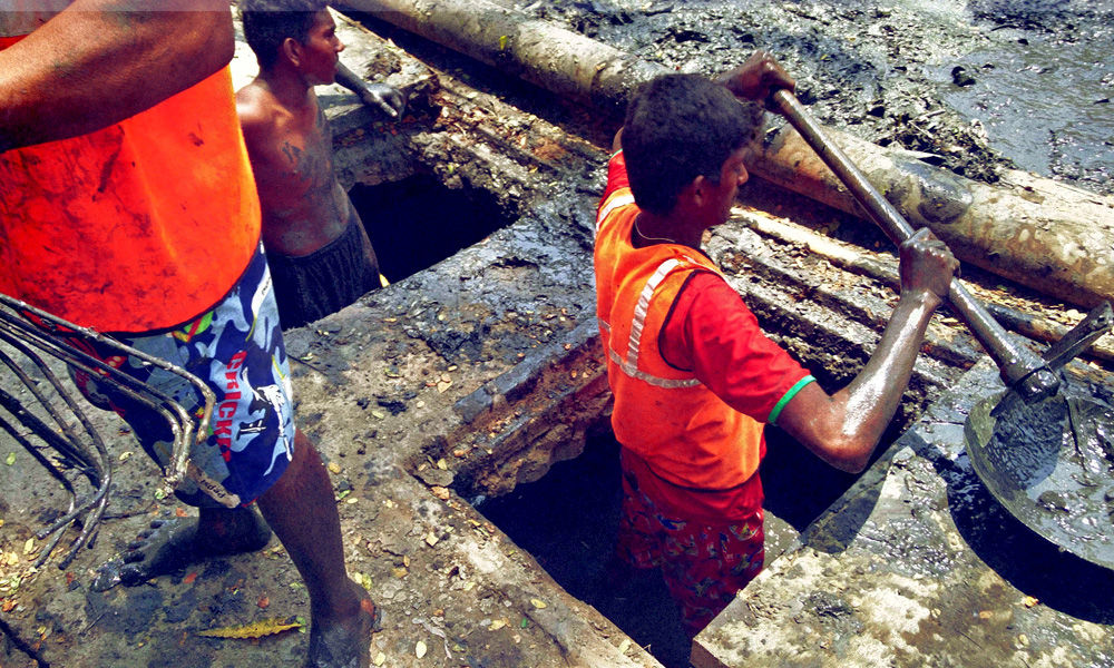Claim Of Manual Scavenging Eradication Far From Truth: National Human Rights Commission