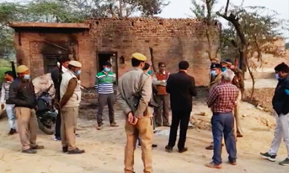 Uttar Pradesh: Five Booked For Torching House Of Muslim Man Who Converted To Hinduism