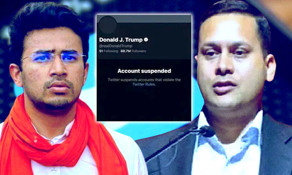 They Can Do This To Anyone, BJP Leaders Jump To Defend Trump After Twitter Bans Account