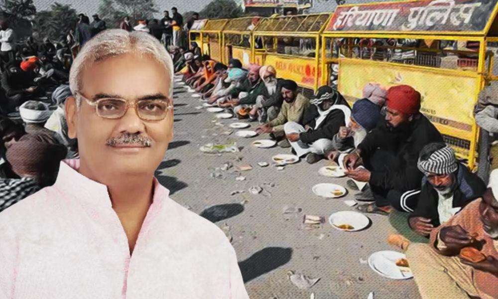 Farmers Eating Chicken To Spread Bird Flu: Rajasthan BJP MLA Madan Dilawar