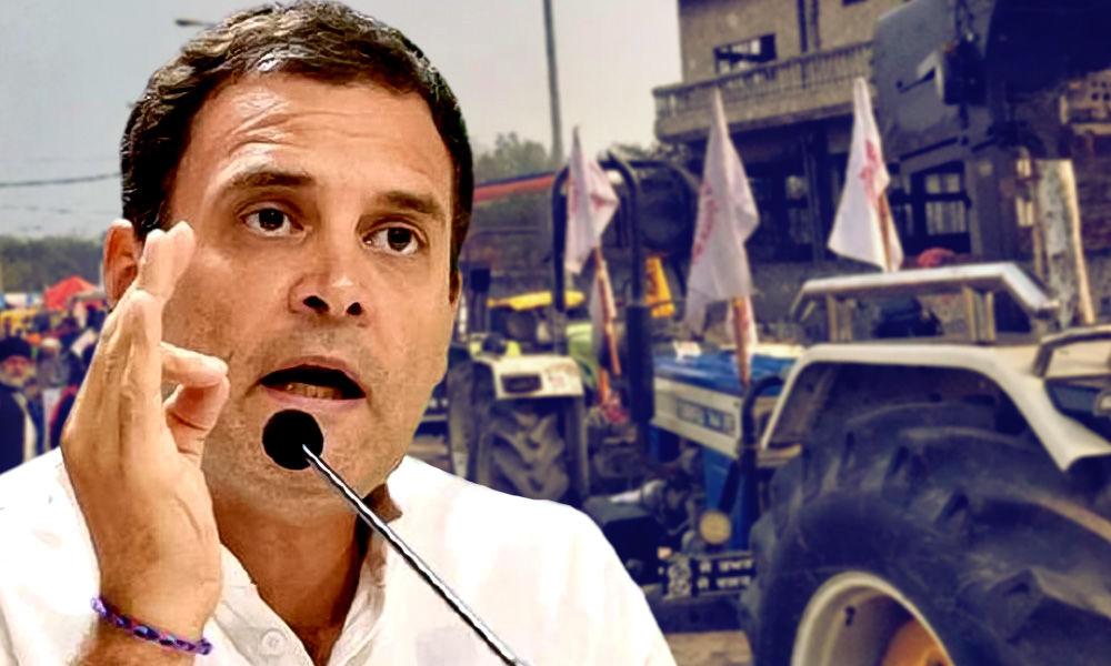 60 Farmer Deaths Dont Embarrass Modi Govt, Tractor Rally Does: Congress Leader Rahul Gandhi