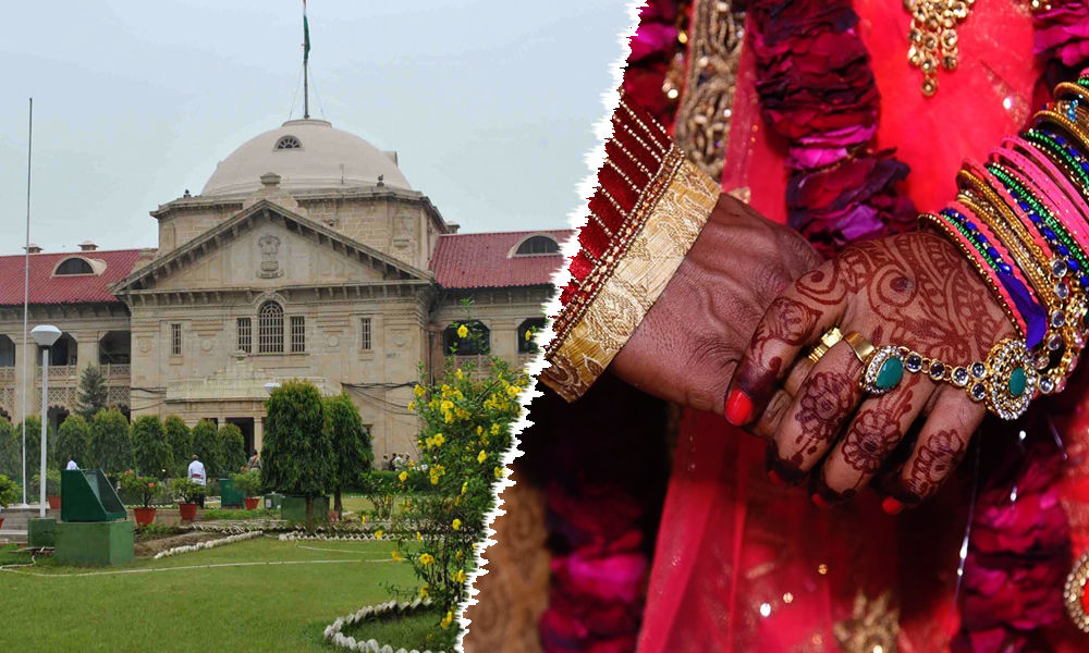 30-Day Prior Notice In Special Marriage Act Violates Privacy Rights, Not  Mandatory: Allahabad High Court