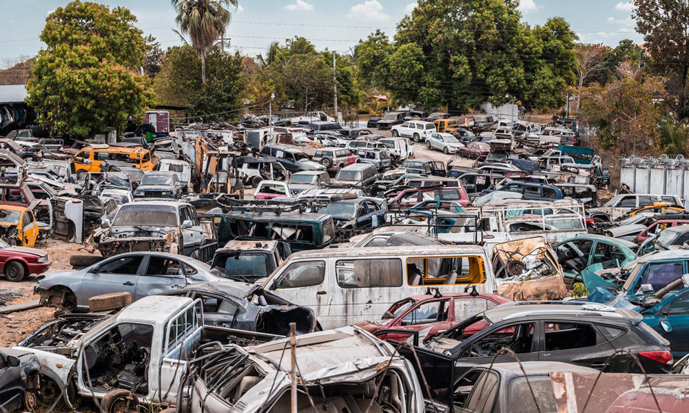 Union Transport Minister Nitin Gadkari on Thursday announced the much-awaited vehicle scrappage policy in Lok Sabha.
