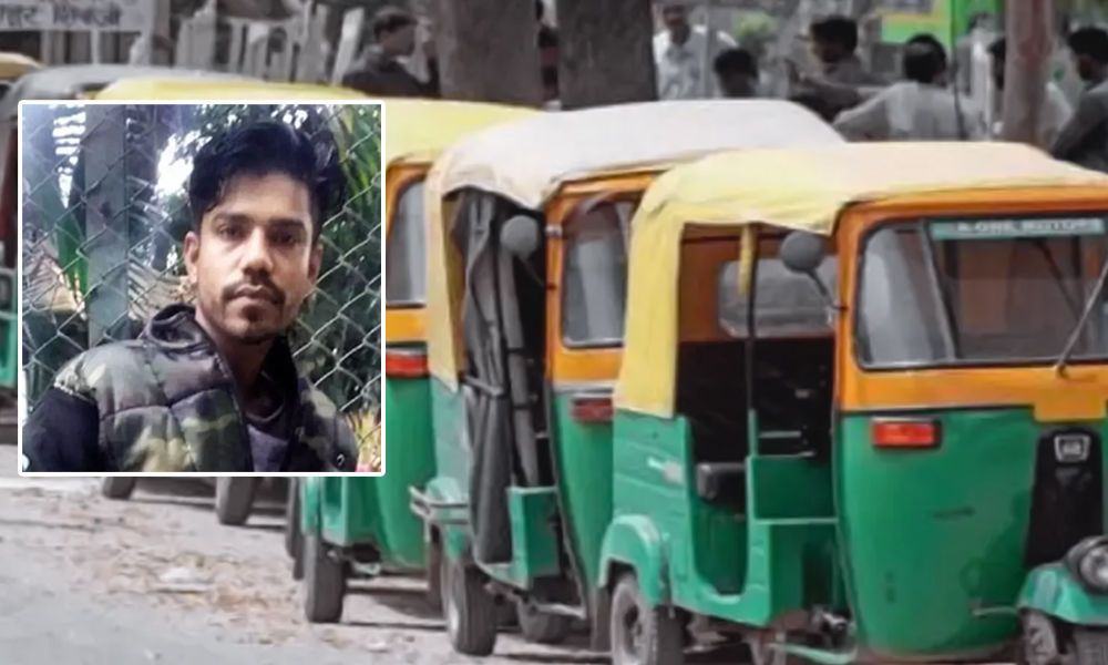 Bengaluru: Auto Driver Helps Four-Year-Old Girl Reunite With Her Family