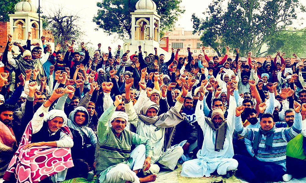 Protesting Farmers Reject Govts Proposal To Put Farm Laws On Hold For 1.5 Years
