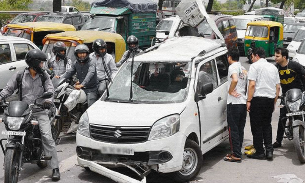 Jharkhand Govt Launches Good Samaritan Policy To Reward People Helping Road Accident Victims