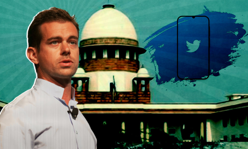 Supreme Court Issues Notice To Centre, Twitter On Mechanism To Check Fake News, Objectionable Content
