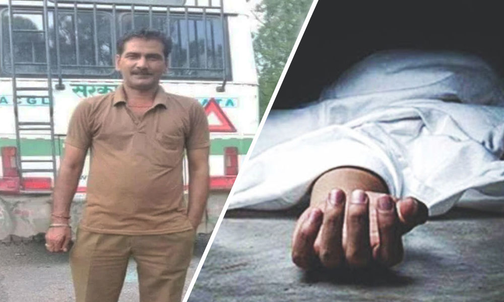 Heroic! Himachal Pradesh Bus Driver Saves Passengers Lives Before Dying Of Heart Attack
