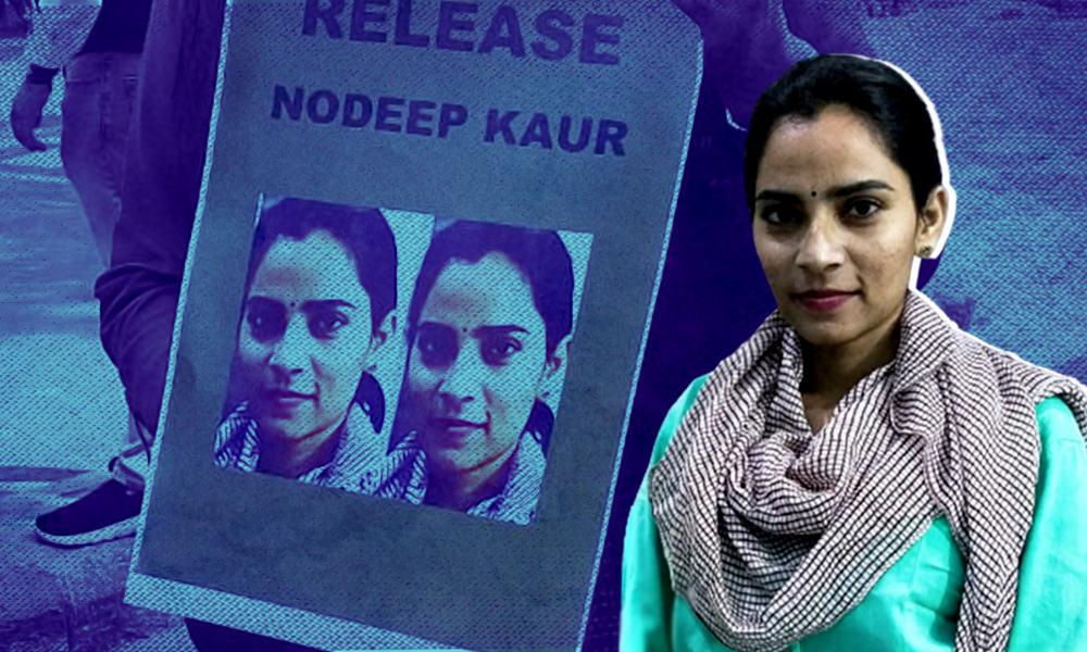 Punjab & Haryana HC Seeks Explanation Over Activist Nodeep Kaurs Alleged Illegal Detention