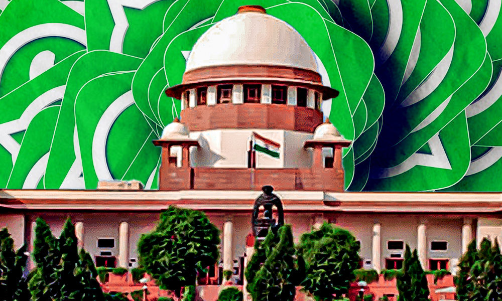 People Value Privacy More Than Money: SC Issues Notice To WhatsApp Over New Policy