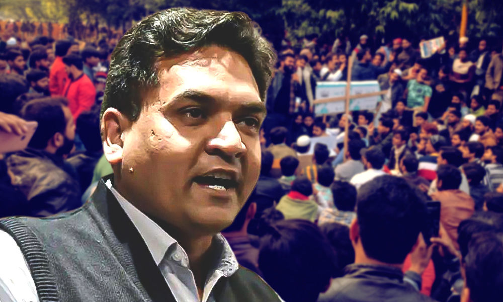 Will Do It Again If Roads Are Blocked: BJP Leader Kapil Mishra One Year After Delhi Riots