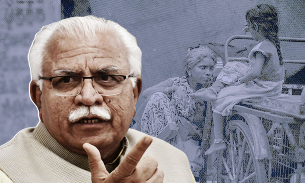 Haryana: Below Poverty Line Category To Include People With Income Upto Rs1.8 Lakh