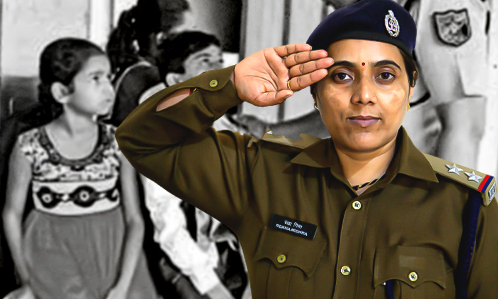 This Mumbai Super Cop Has Rescued Over 950 Runaway, Trafficked Kids