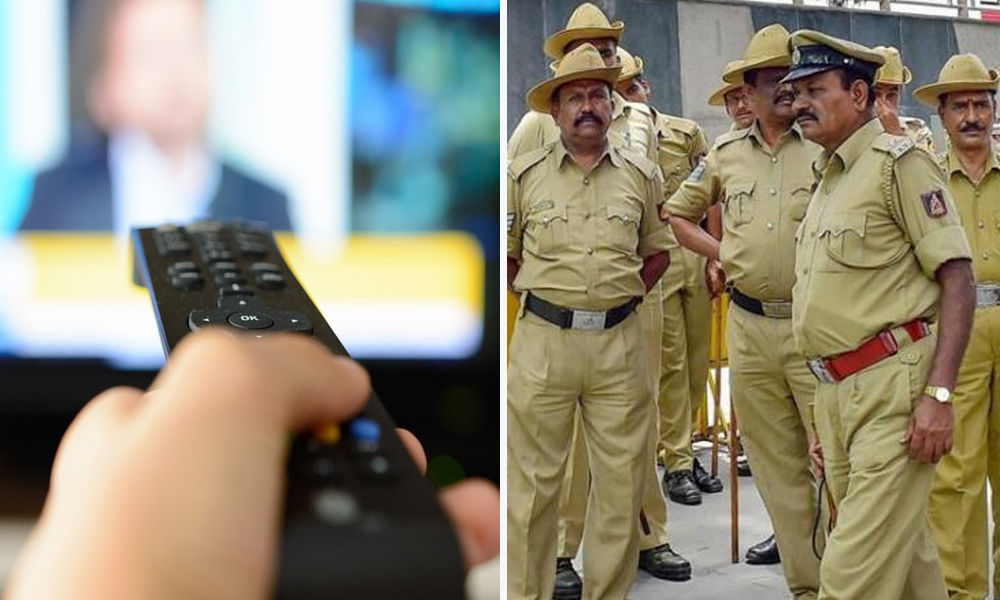 Bengaluru Police Orders TV Channels To Stick To Programming Code Or Face Action
