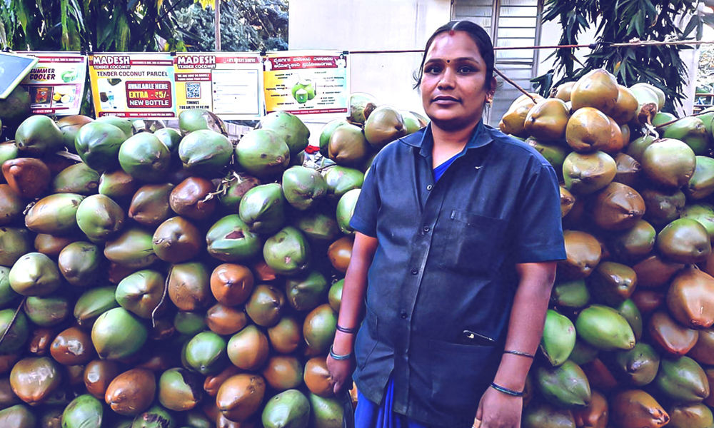 My Story: Selling Tender Coconuts On Footpath, Trying To Support My Family Gives Me Immense Satisfaction