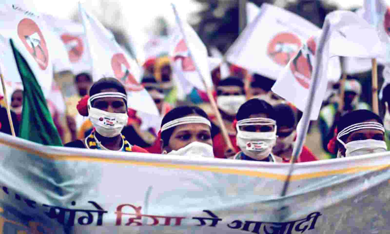 Chhattisgarh: Over 150 People Hold Dandi March 2.0 For Peace In Naxal-Hit Areas, Urge Govt-Maoists Dialogue