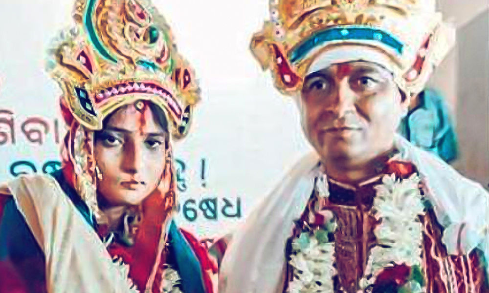 Odisha: Specially-Abled Couple Ties Knot After Connecting Through Social Media
