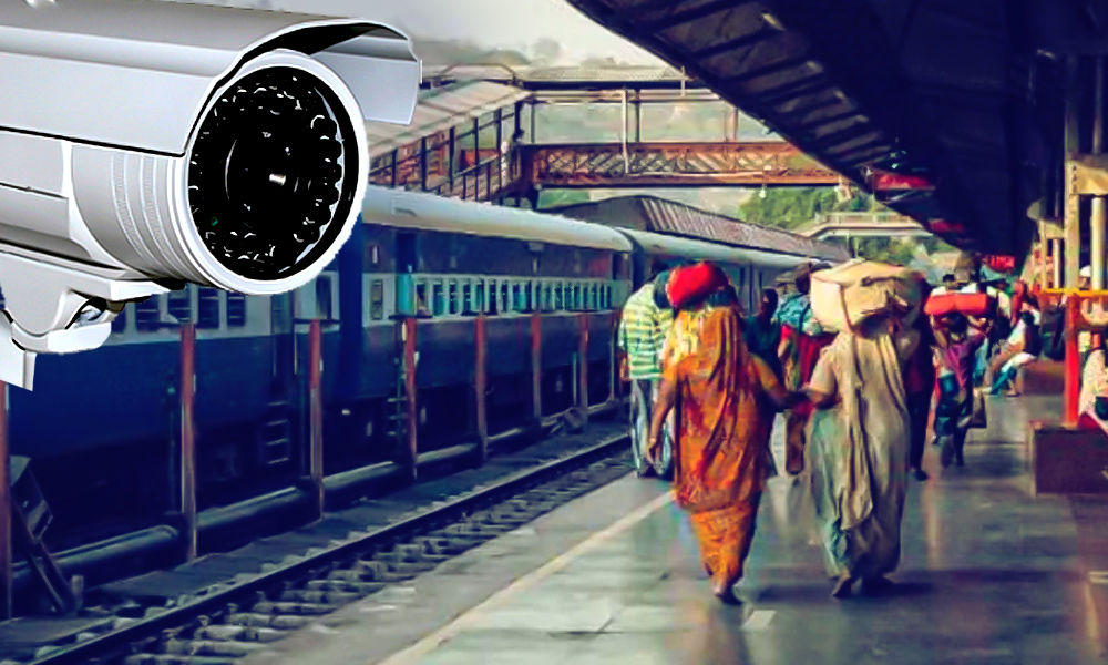 Less Than 10% Railway Stations In Country Have CCTV Cameras: Govt Tells Parliament