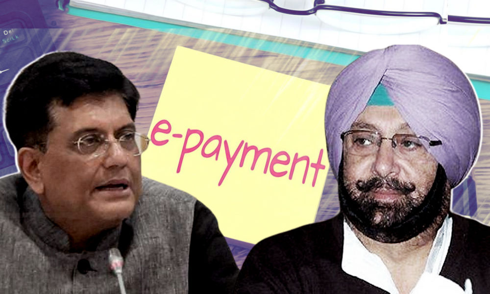 Ensure E-Payment Of MSP Directly Into Farmers Accounts: Union Minister Piyush Goyal To Punjab Government