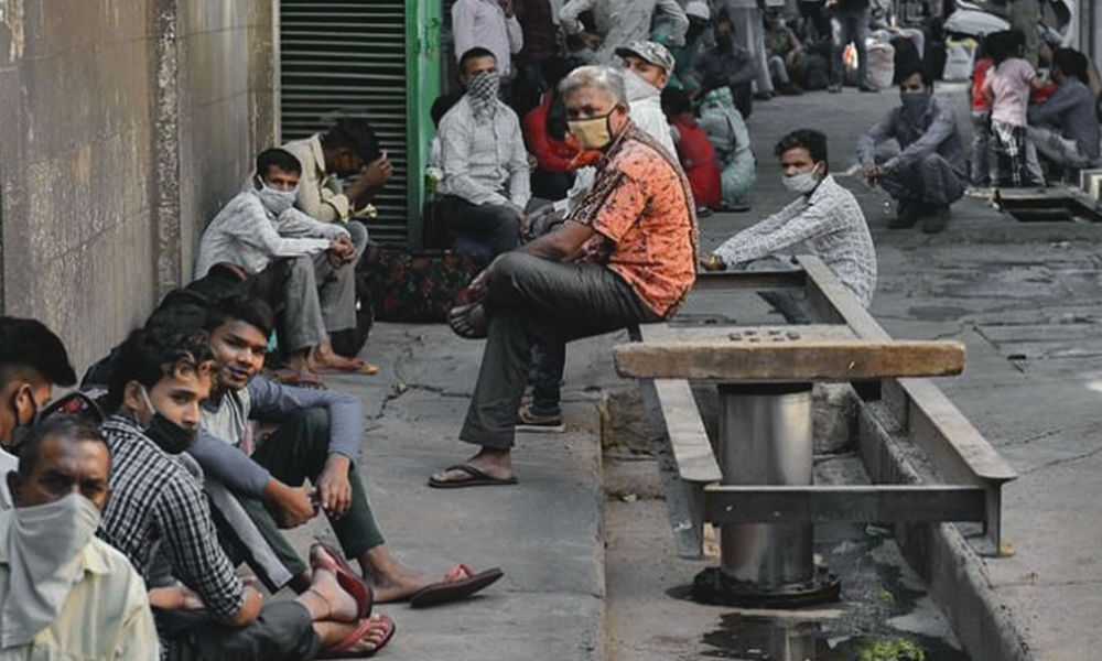 Fear Of Lockdown In India Causes Another Exodus Of Migrant Workers