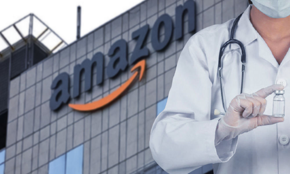 Amazon India To Cover COVID-19 Vaccine Cost For Over 10 Lakh People, Including Employees, Sellers And Others