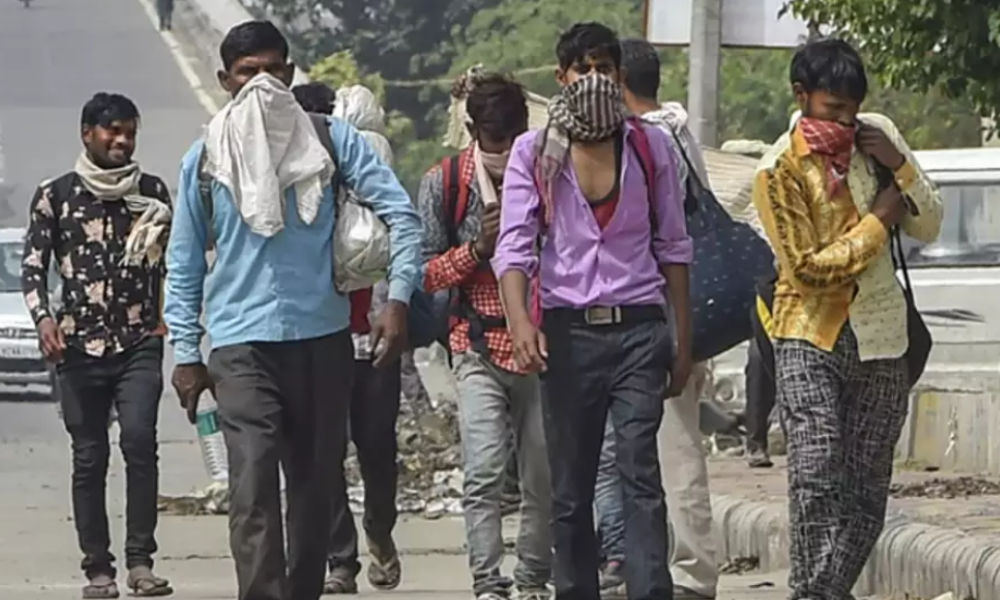 COVID-19 Second Wave: 75 Lakh People Lost Jobs In April As Lockdowns Returned