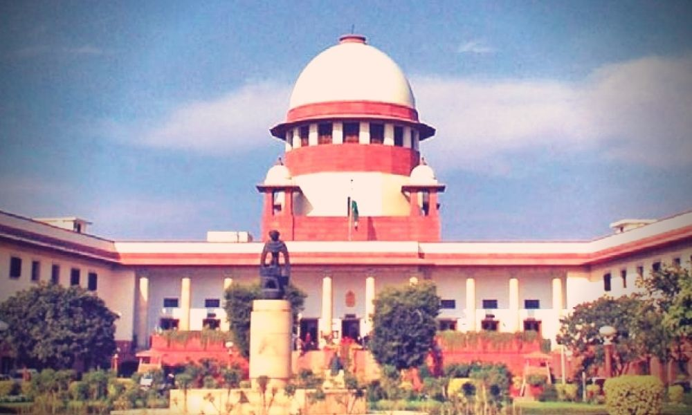 COVID-19 In Prison: Consider Placing Convicts Under House Arrest, SC Tells Govt