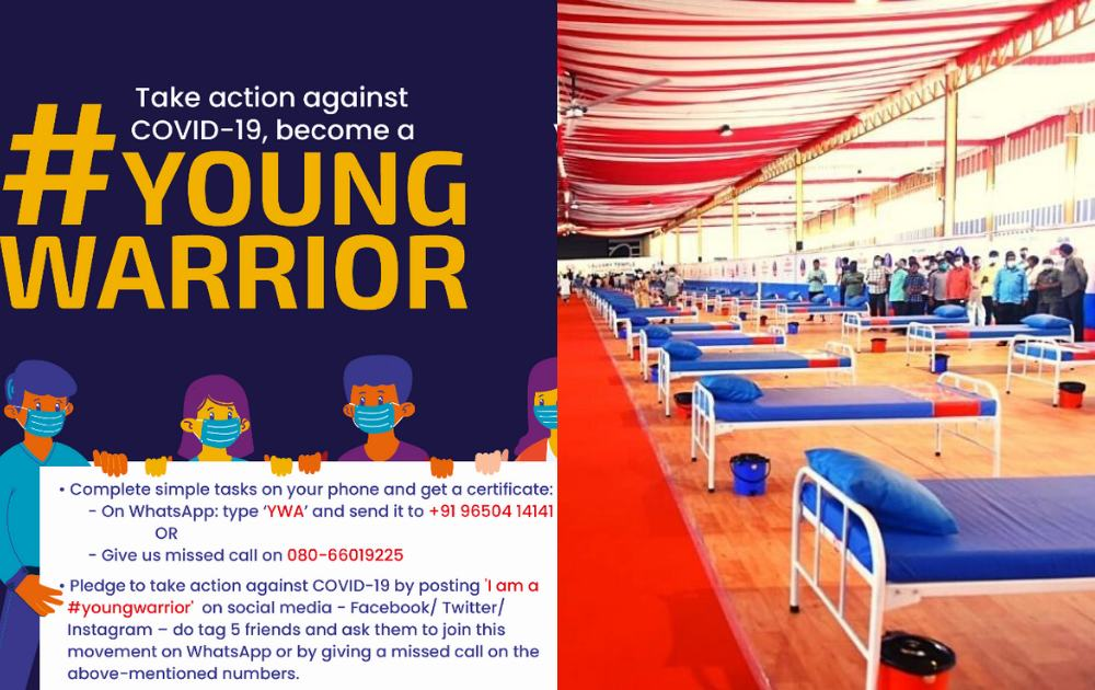 #YoungWarrior: Pan-India Movement To Engage 5 million Youngsters Across India To Tackle COVID-19 Crisis