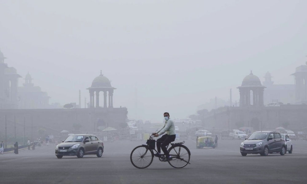 India Home To 43 Of Worlds 100 Cities With High Environment Risks