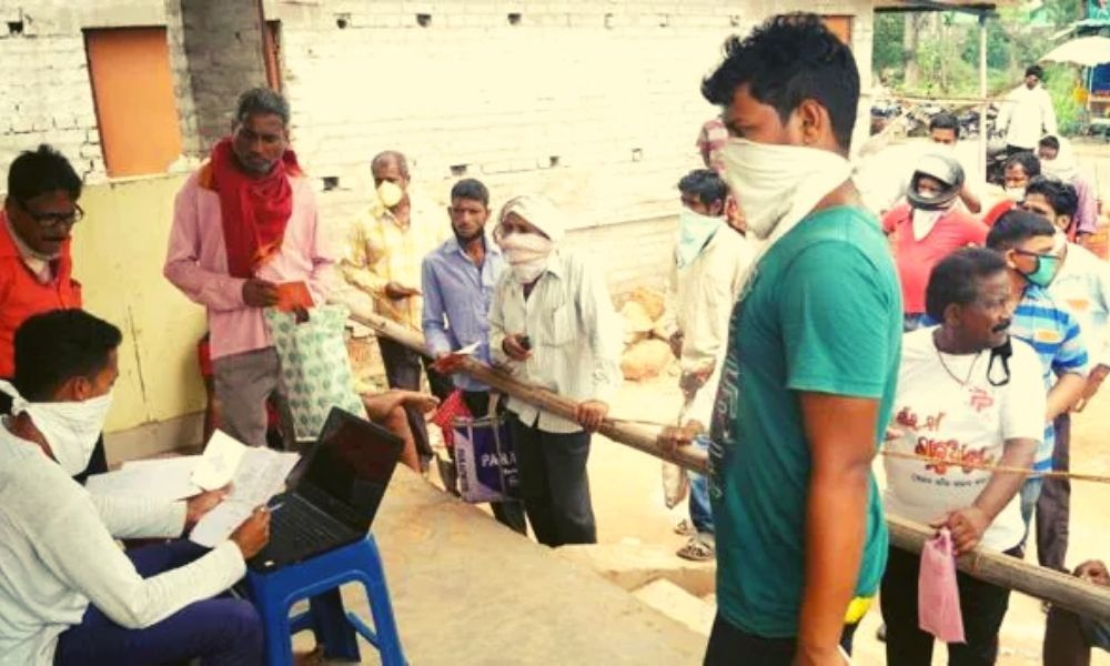 Bhubaneswar Start-Up Helps Rural Patients Avail Specialised COVID Care For Free