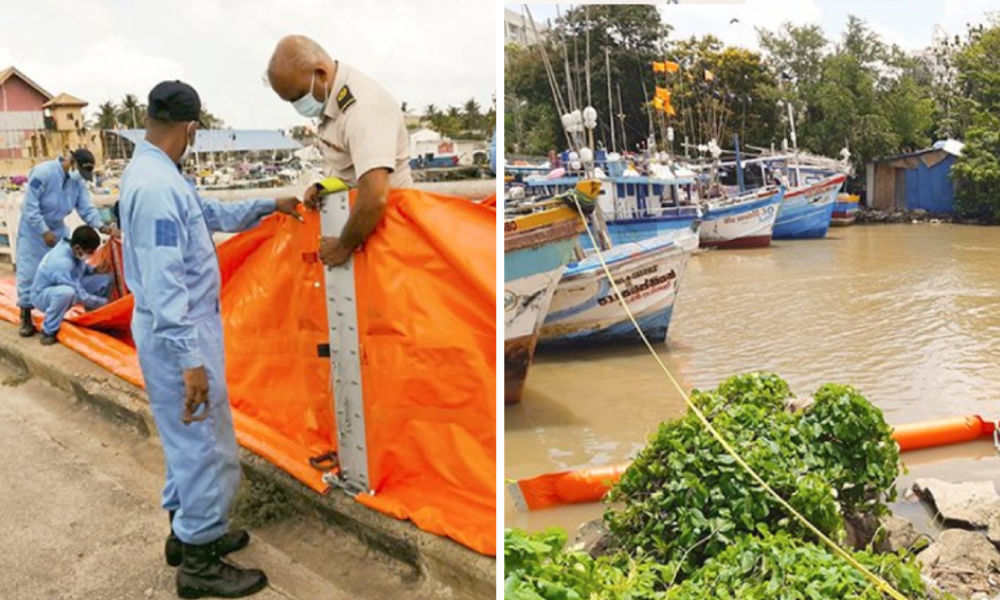 Sri Lanka: Cancerous Microplastics From Burning Ship Results In Worst Beach Pollution