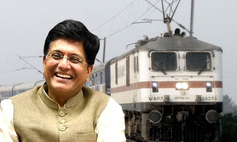 Indian Railway Aspires To Become Worlds Largest Green Railways, Net Zero Carbon Emitter Before 2030