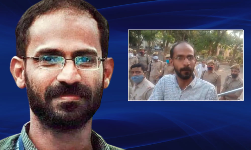 Journalist Siddique Kappan, Three Others Discharged Of Breach Of Peace Case By UP Court