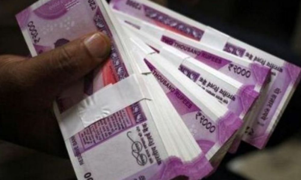 Amid Pandemic, Indias Direct Tax Collection Doubles To Rs 1.85 Lakh Crore In FY 2021-22