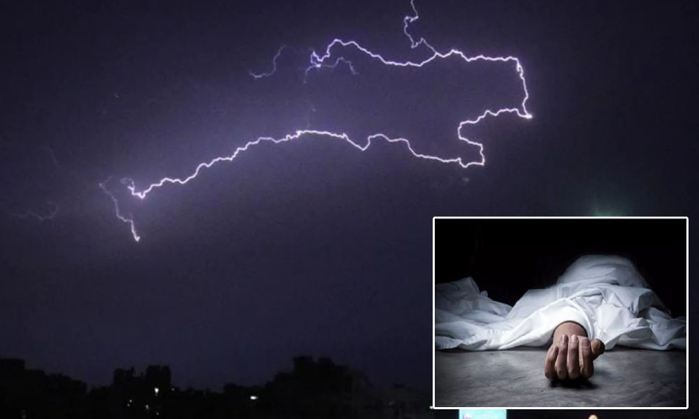 Lightning Kills More People Than Cyclones, Deaths Doubled Since 2004: IMD Data