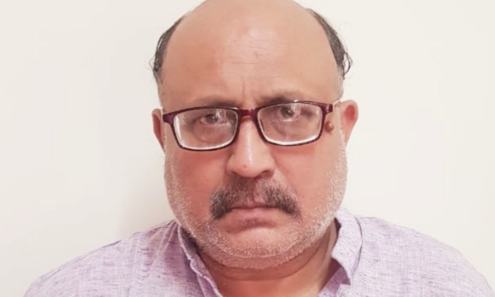 Journalist Rajeev Sharma Arrested In Money Laundering Case By ED