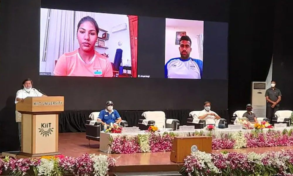 In A First, 3 Athletes From Odishas KIIT University To Represent India At Tokyo Olympics