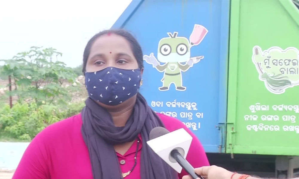Pandemic Forces School Teacher To Become Driver To Earn Her Living