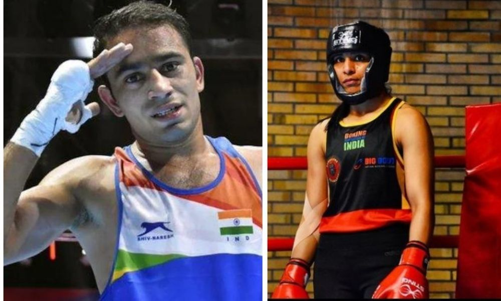 World No. 1 Boxer Amit Panghal Top-Seeded, Boxer Simranjit Kaur Fourth In Tokyo Olympics