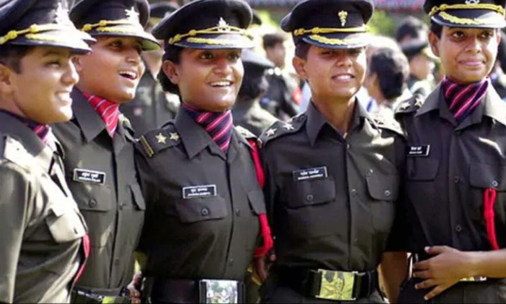 147 Women SSC Officers Granted Permanent Commission By Indian Army
