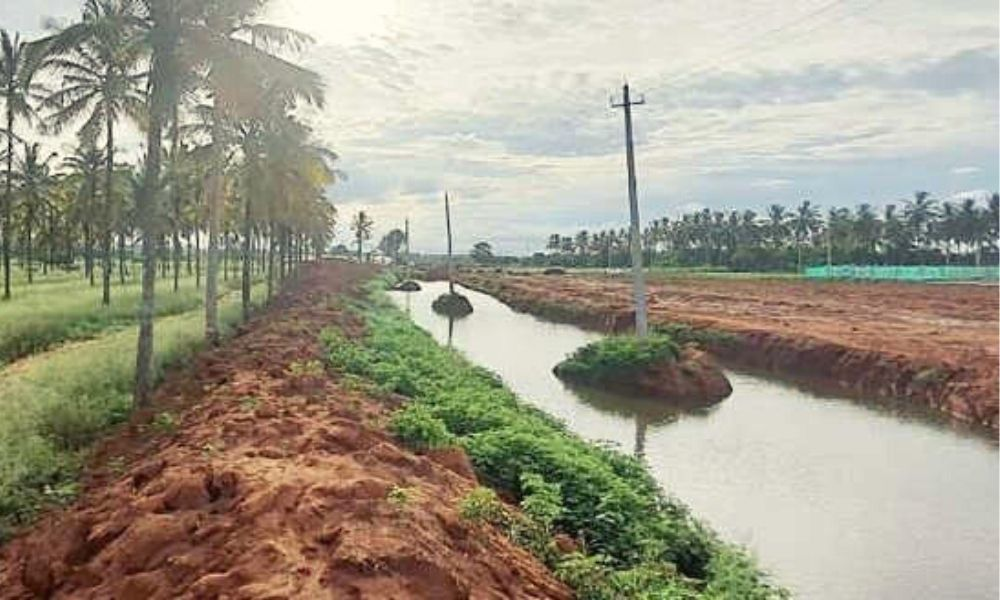 New Life For Lake: Bengaluru Citizens Recreate Water Channel Lost To Encroachments