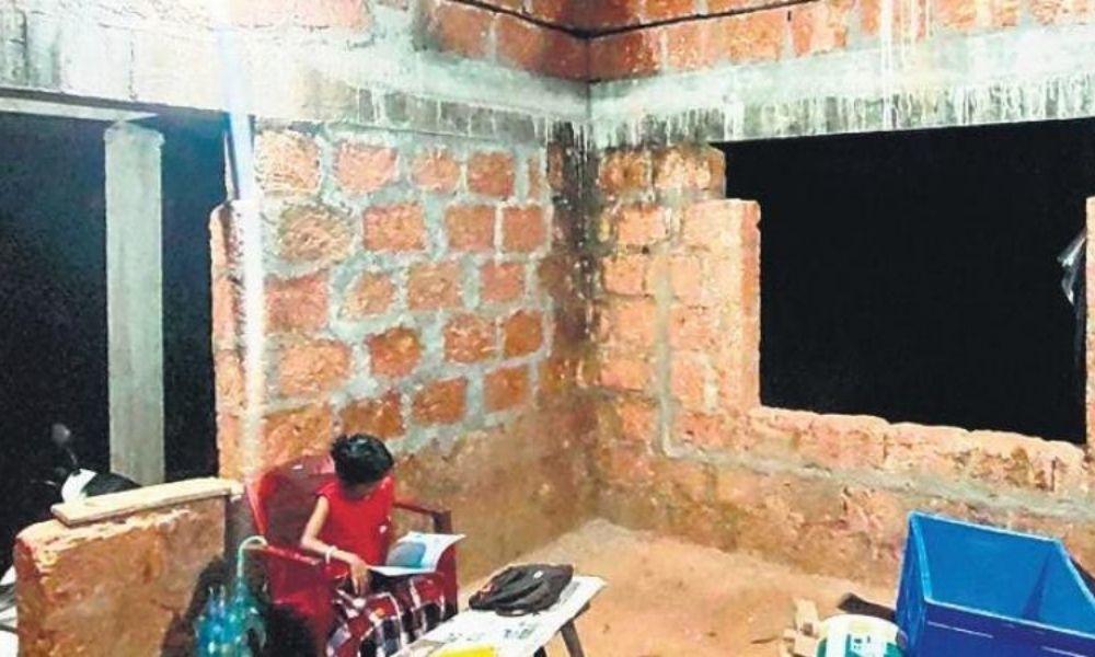 Quite Literally, Kerala Teachers Light Up Students House