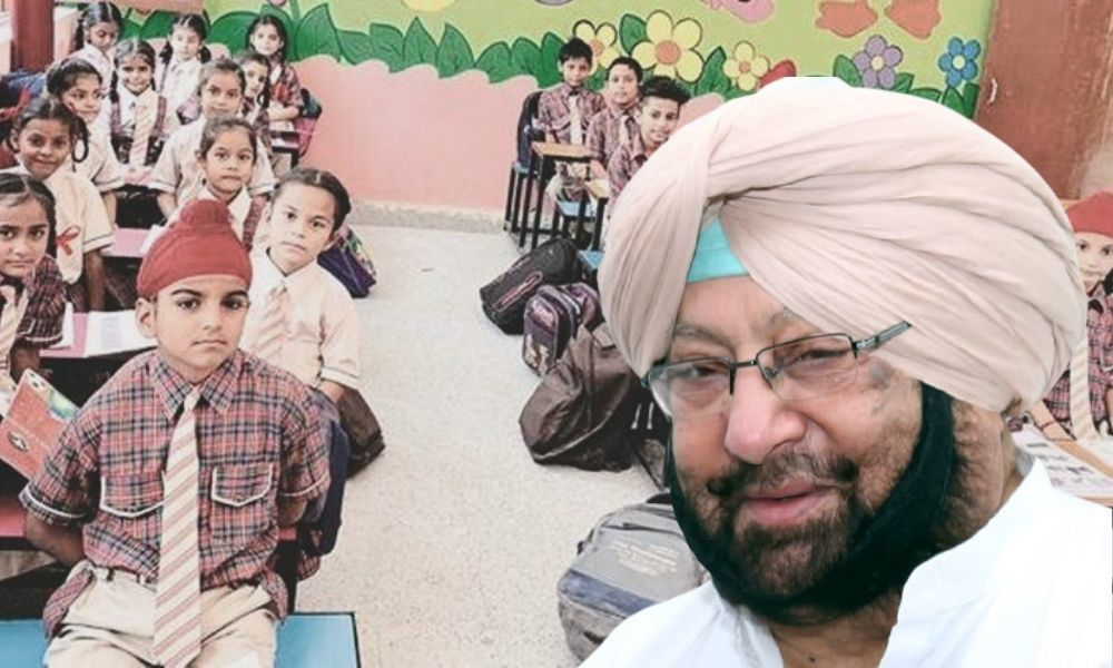 How Government Schools Made Punjab A Topper In Performance Grading Index?