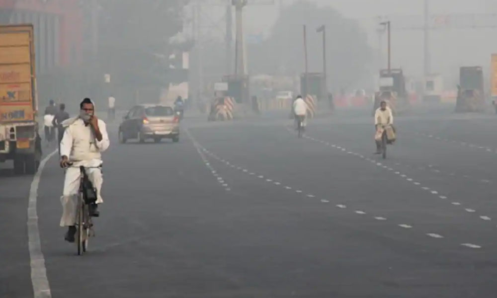 About 25% Of Global Air Pollution Related Deaths Recorded In India: Study
