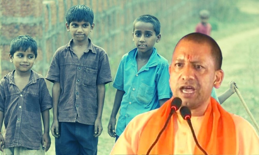 Will Provide Rs 2500 Per Month To Children Who Lost Parents To Reasons Other Than COVID: UP Govt